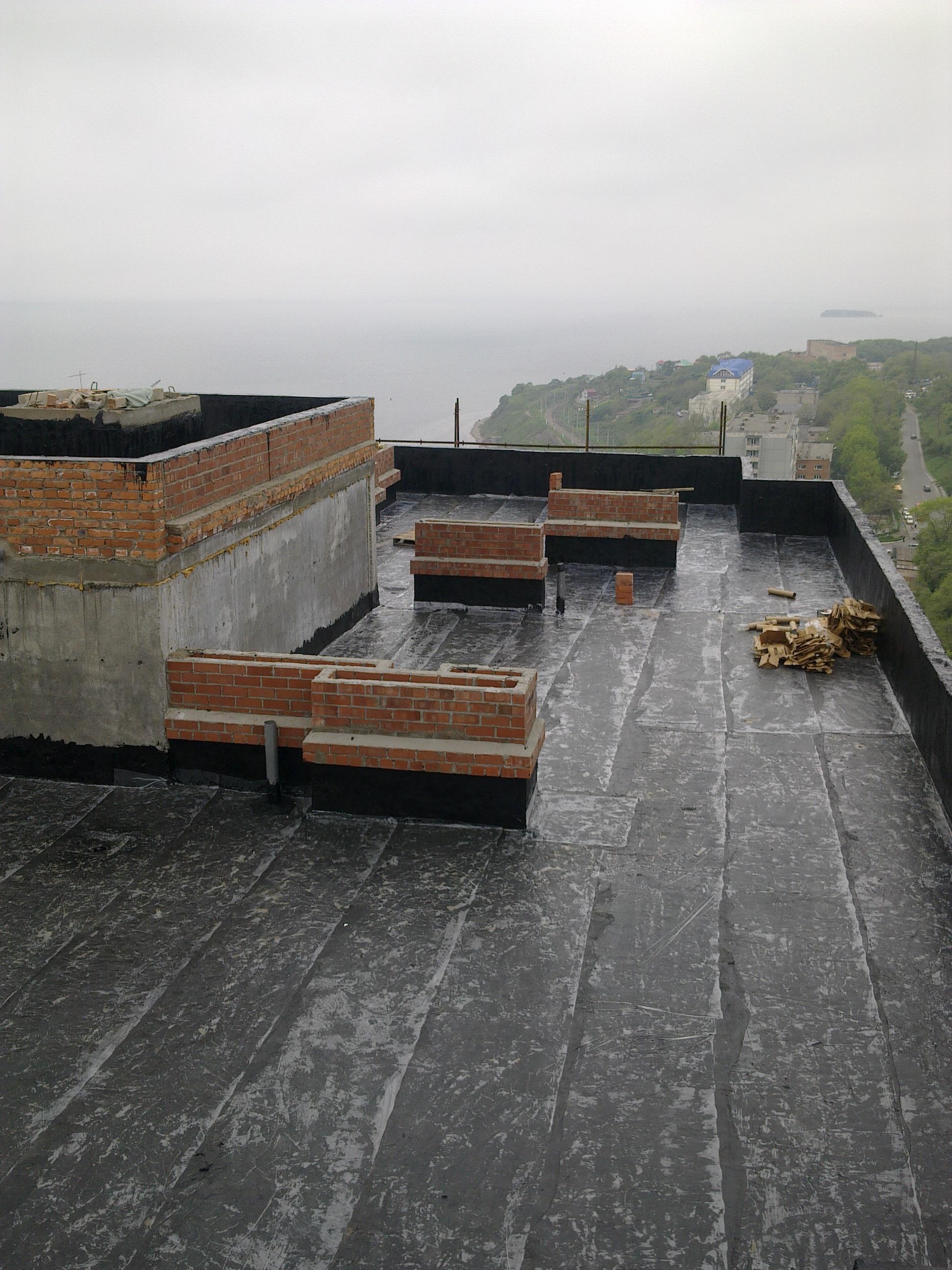 Гидроизоляция зданий владивосток как делать наливной пол видеоурок